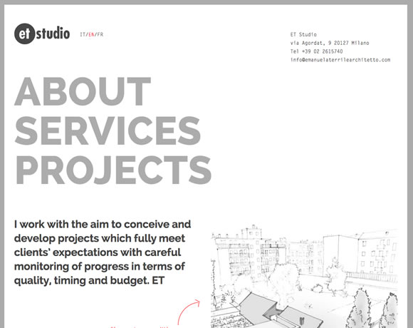 17 Inspiring Examples of White Usage in Web Design