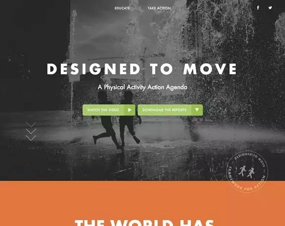 21 fresh Examples of Responsive Web Design