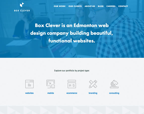 15 Examples of How to Use White to Enhance Web Design