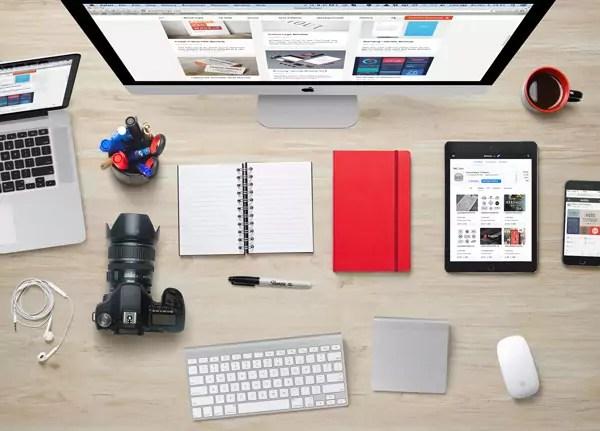 2.Designer Desk Essentials