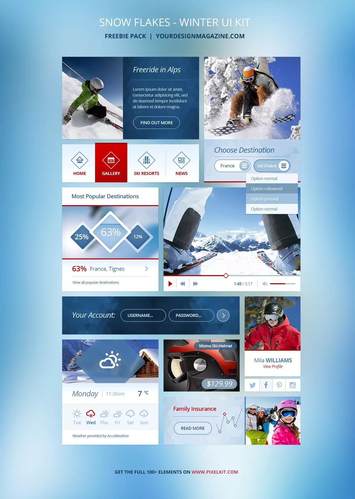 Freebie_SnowFlakes_yourdesignmagazine.com