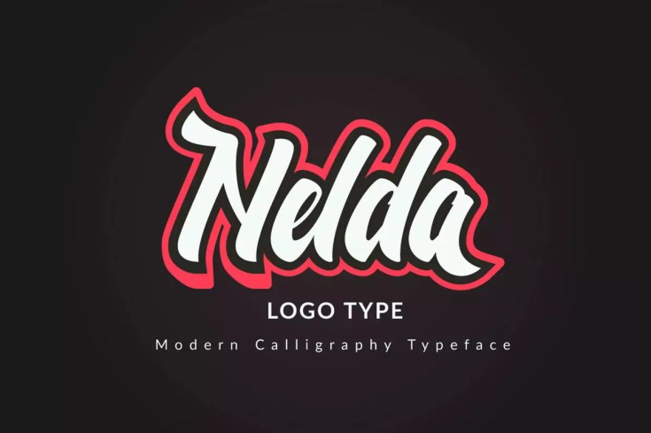 nelda-best-free-logo-fonts-049