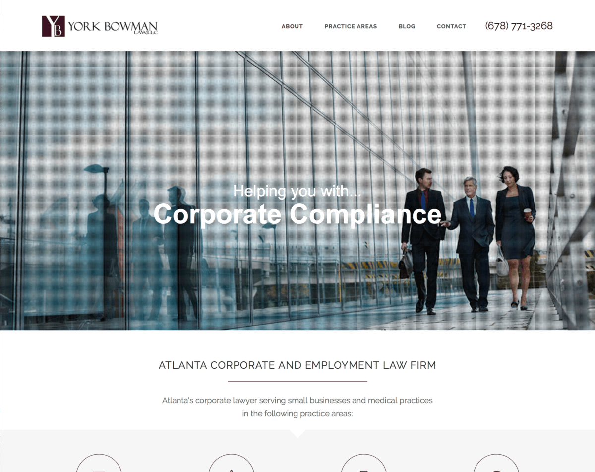 Portfolio - York Bowman Law