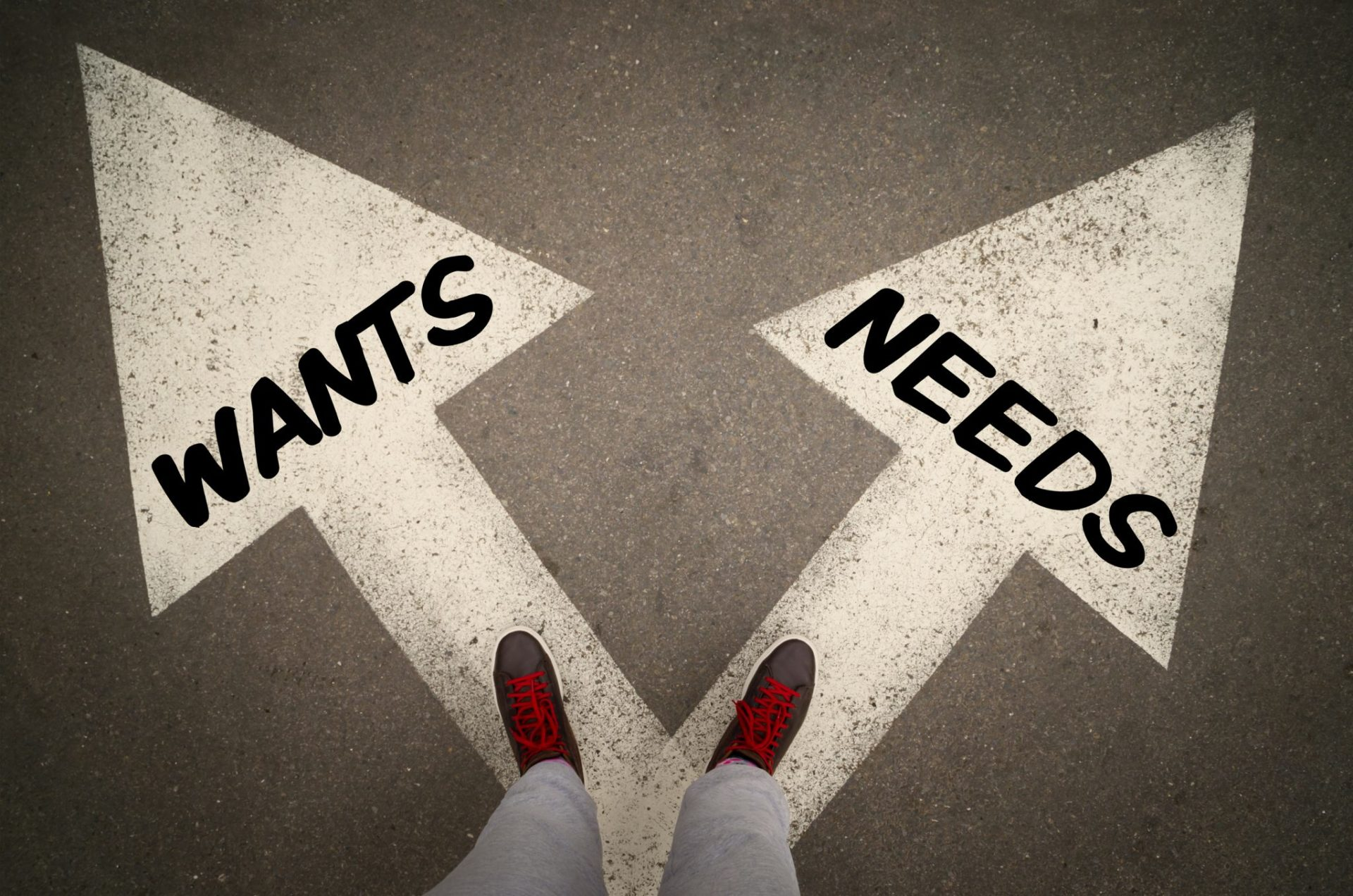 How To Prioritize Your Wants And Needs In Your New Website