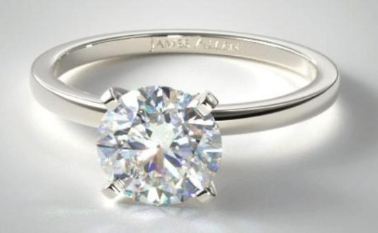 Solitaire-Ring-Setting