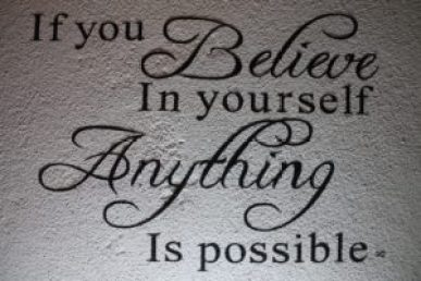 Your digital hack- Believe yourself