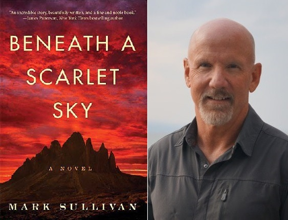 beneath a scarlet sky review
