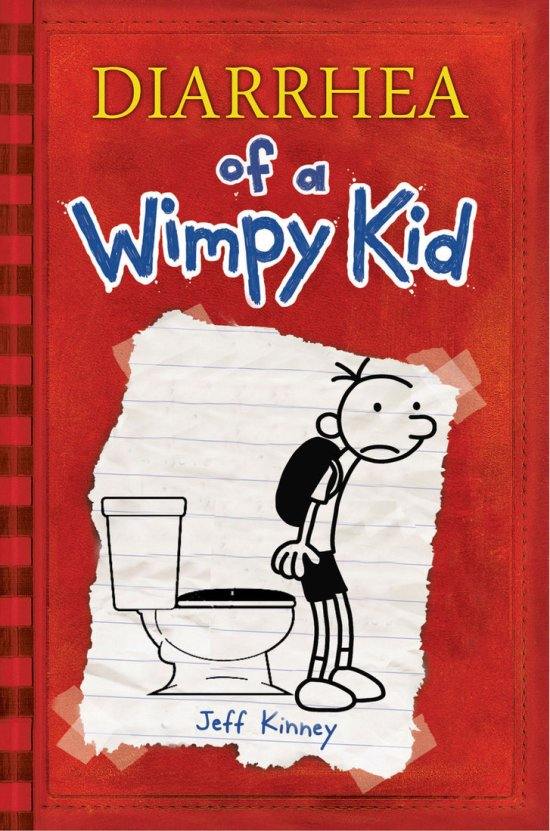 A book review on Diary of Wimpy Kid