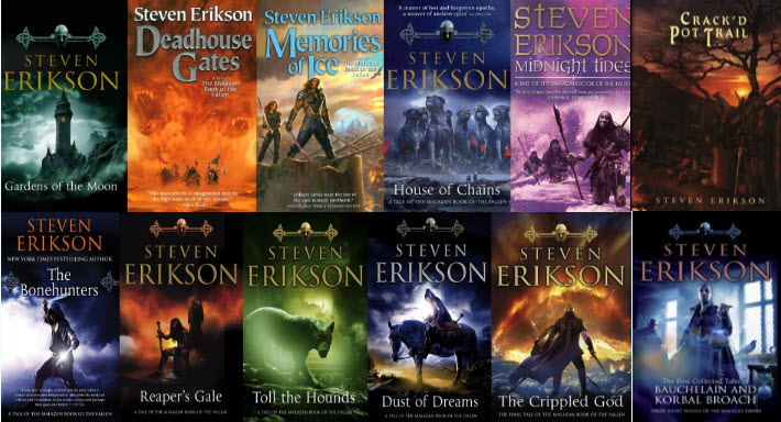 Malazan Book of The Fallen Review