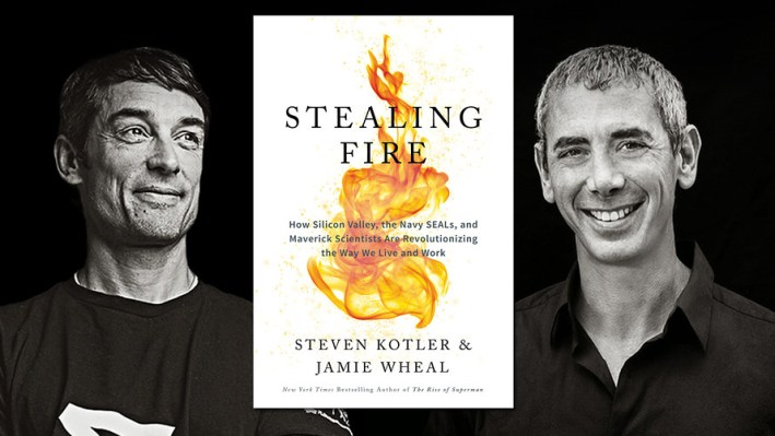 Stealing Fire Book Review