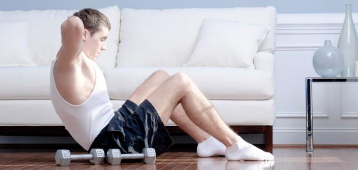 Beginner Workout At Home Plan