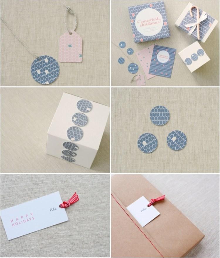 """""""free christmas gift tags to print"""""""