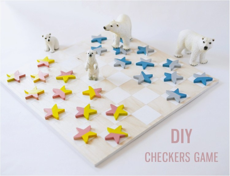 """DIY checkers game"""