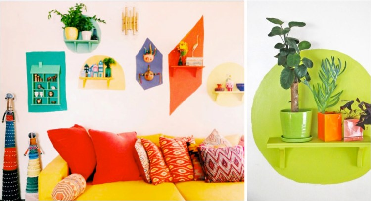 """colourful ideas to decorate a kids room"""