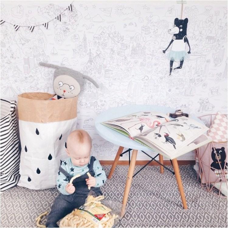 toy storage ideas kids room