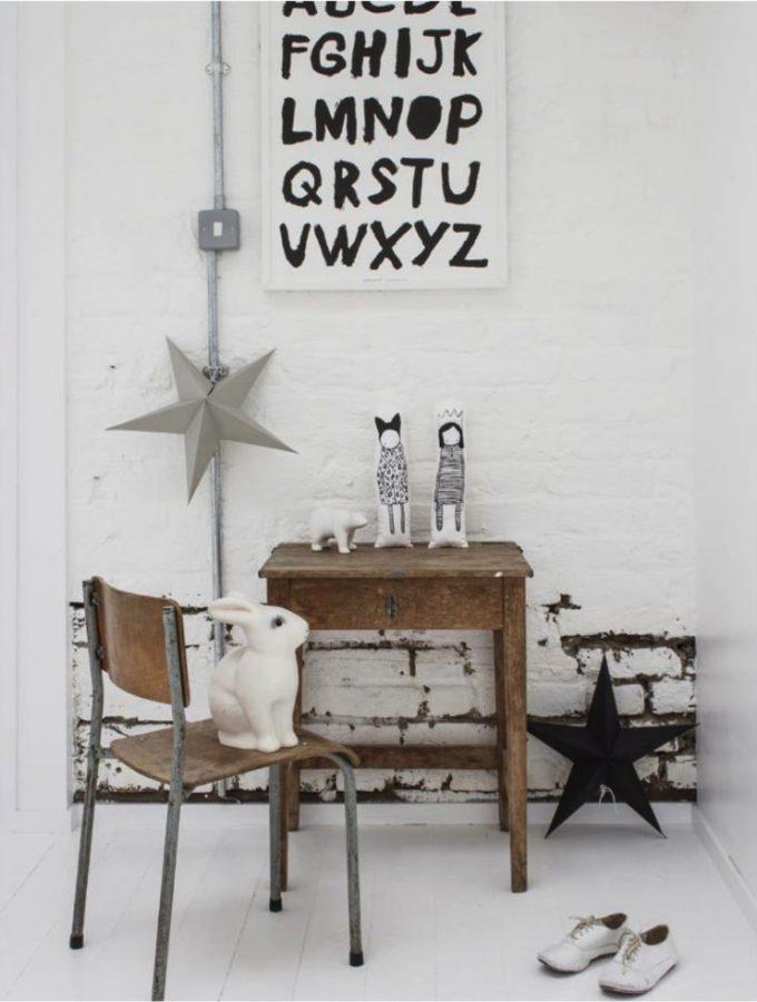 6 ways to create a vintage desk space