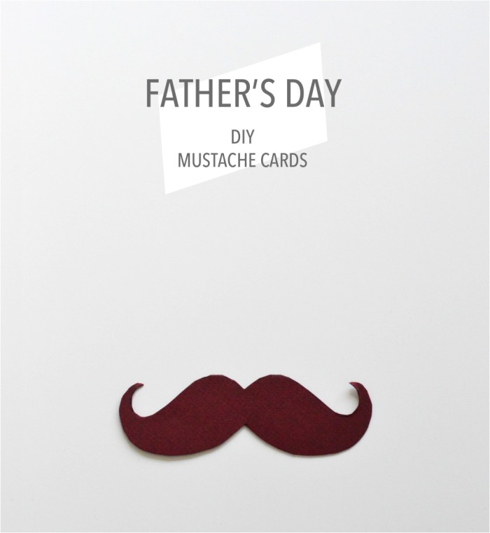 photo regarding Printable Mustaches named Absolutely free printable Fathers Working day playing cards