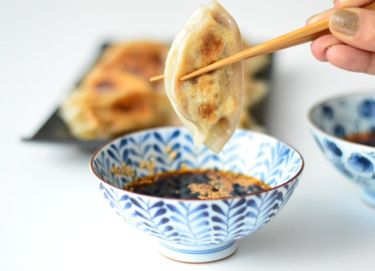 Chinese pork dumplings recipe homemade