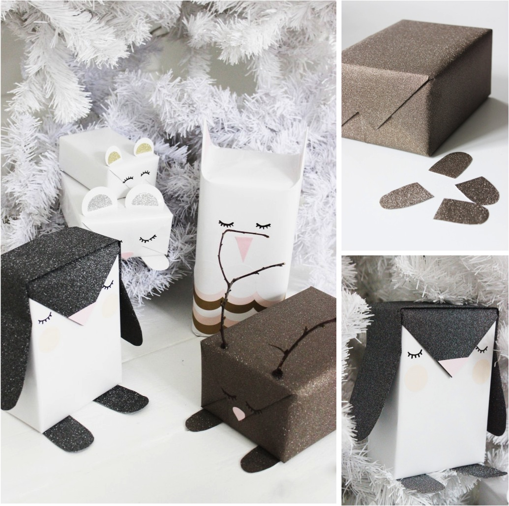 Its a wrap: 6 fun ways to wrap your Christmas gifts - DIY home decor ...