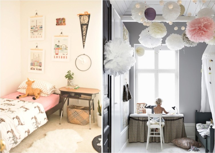 decor ideas for small kids bedrooms