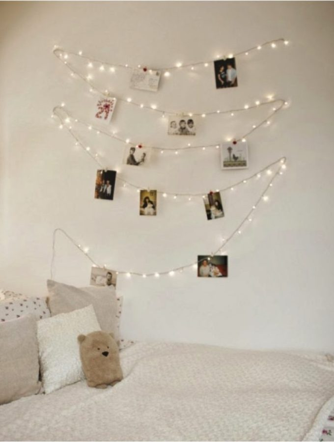 5 ways to decorate with fairy lights