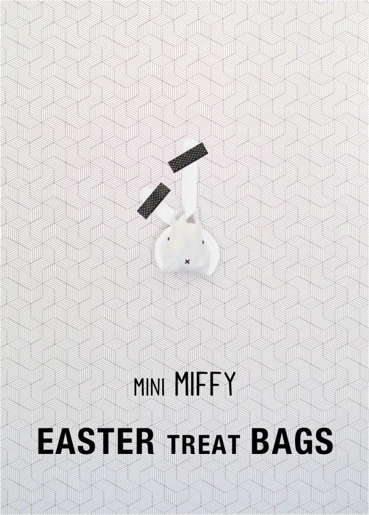 DIY Easter treat bags