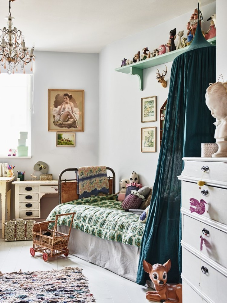How To Create A Stunning Vintage Kids Room Diy Home Decor Your Diy Family