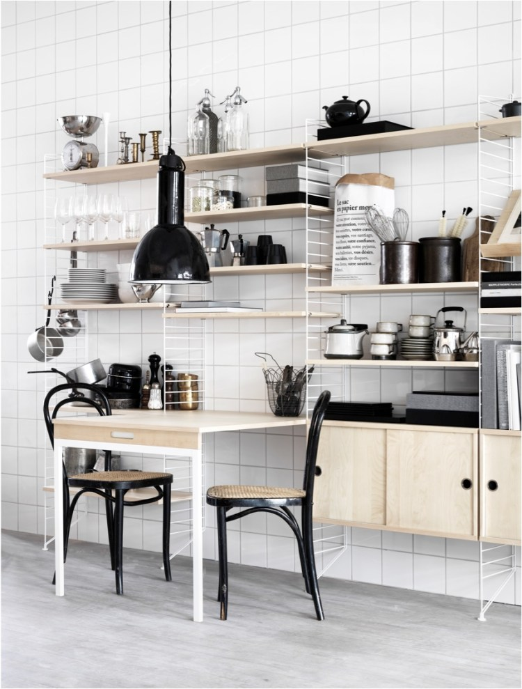 open storage for kitchen ideas