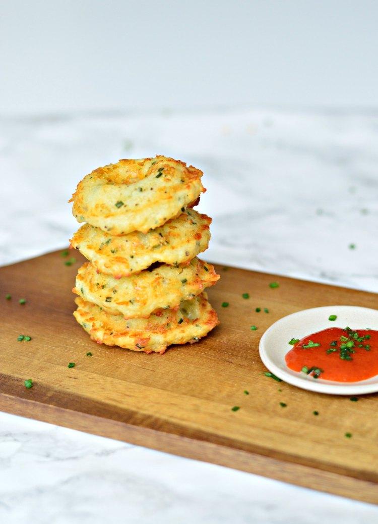 savory cheese doughnuts recipe - yourDIYfamily