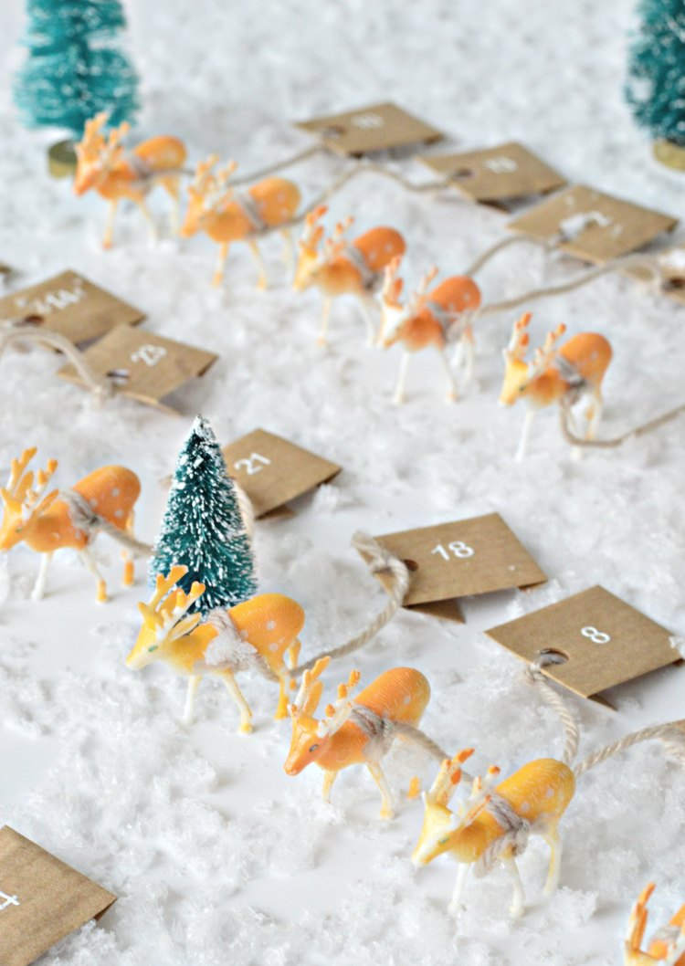 DIY advent calendar