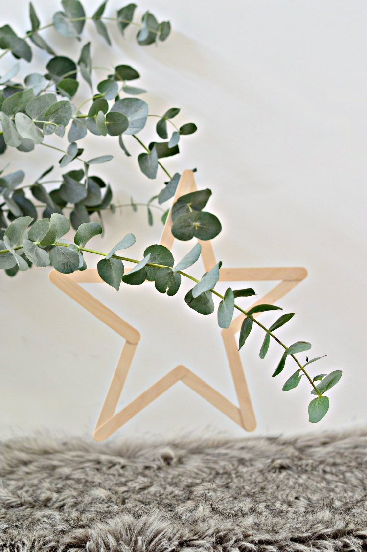 easy diy wooden stars