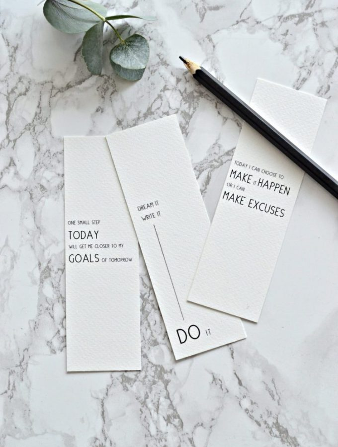 How to really achieve your goals (+ free download to make it even easier)