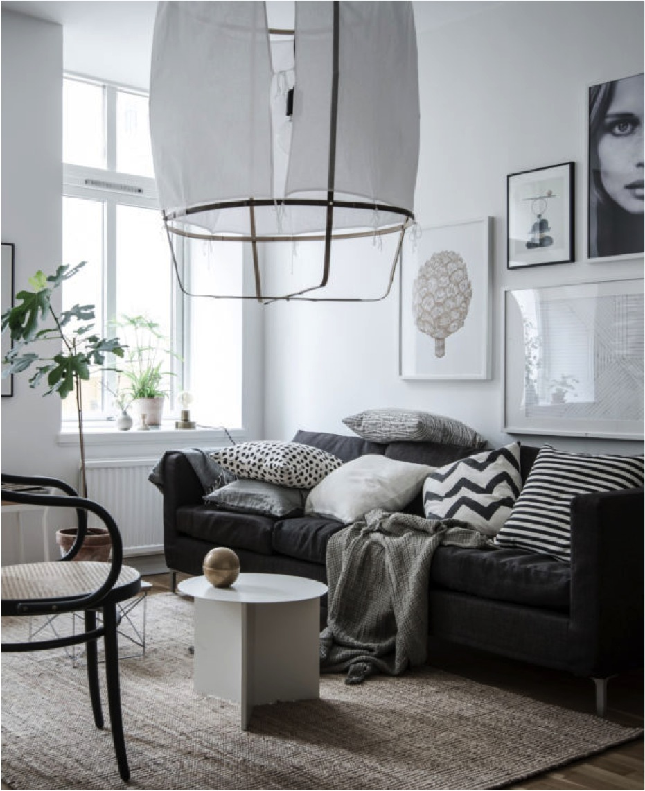 Home Design Ideas Handmade: 8 Clever Small Living Room Ideas (with Scandi Style)