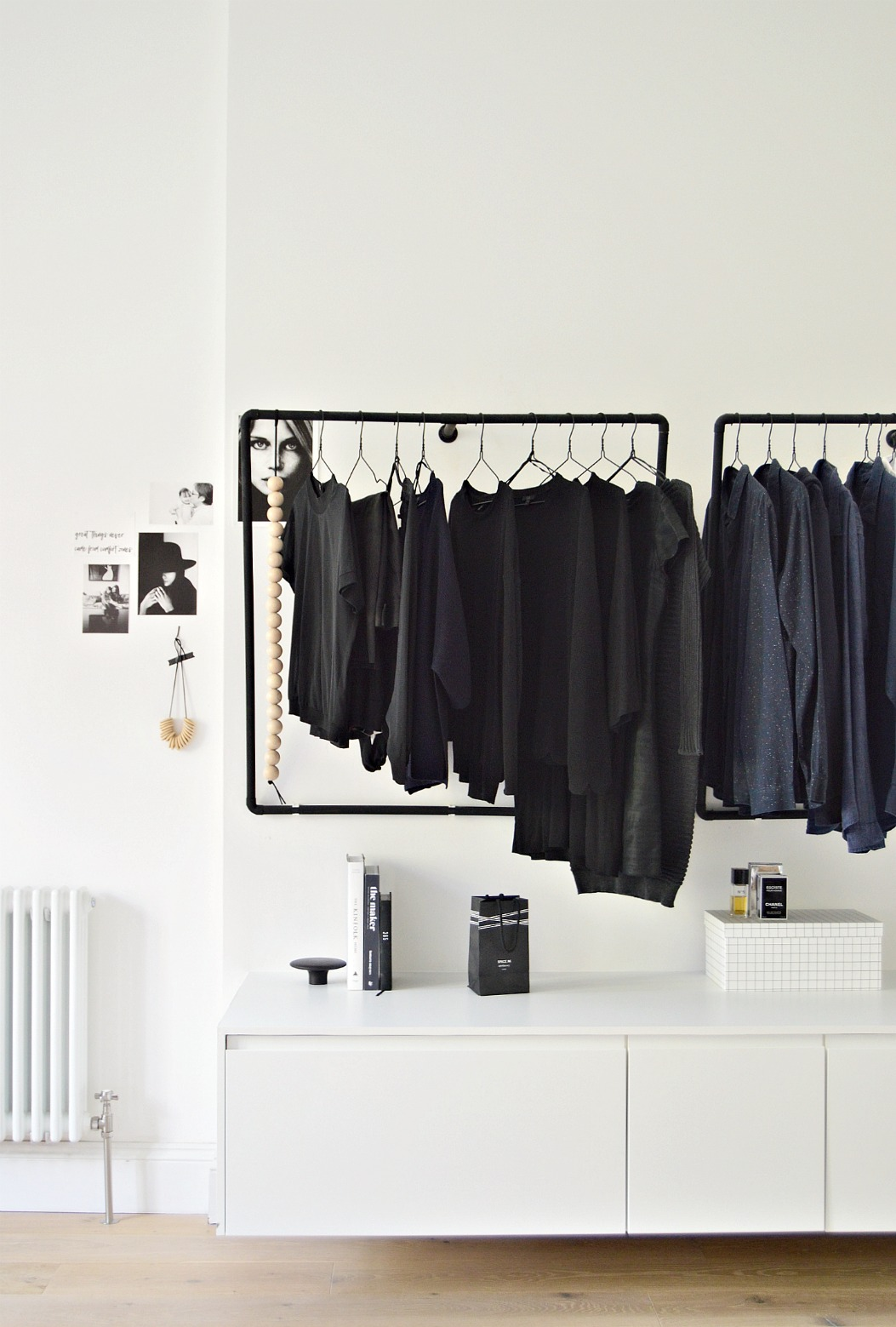 wardrobes for small spaces