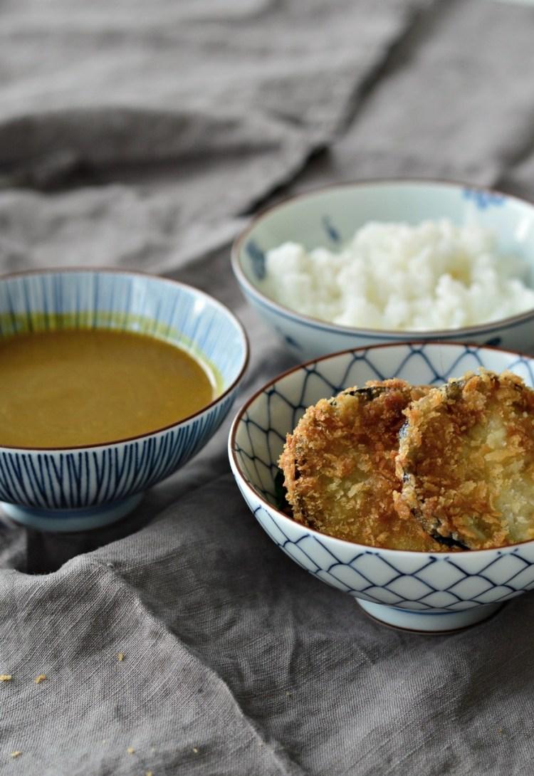 veg katsu curry recipe