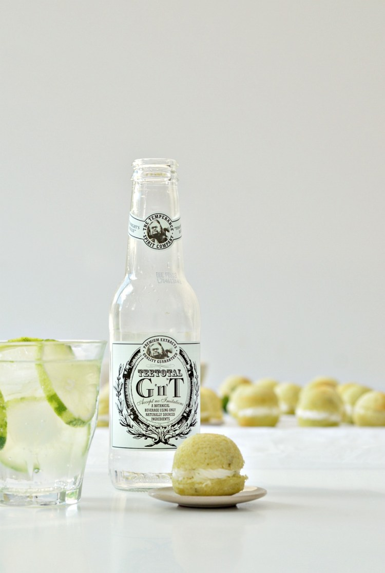 alcohol free gin tonic