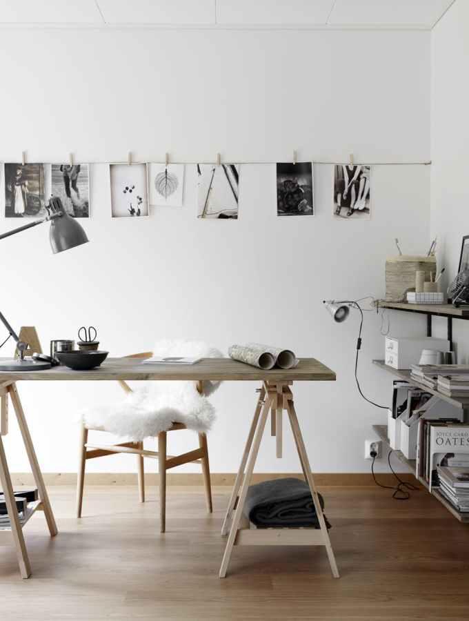 desk tidy diy's