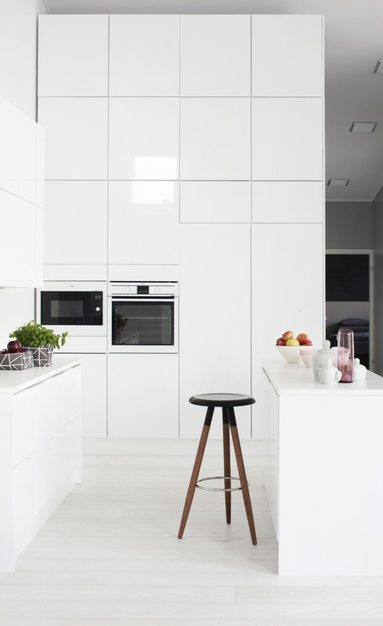 Kitchen cabinet and floor combinations for a timeless ...