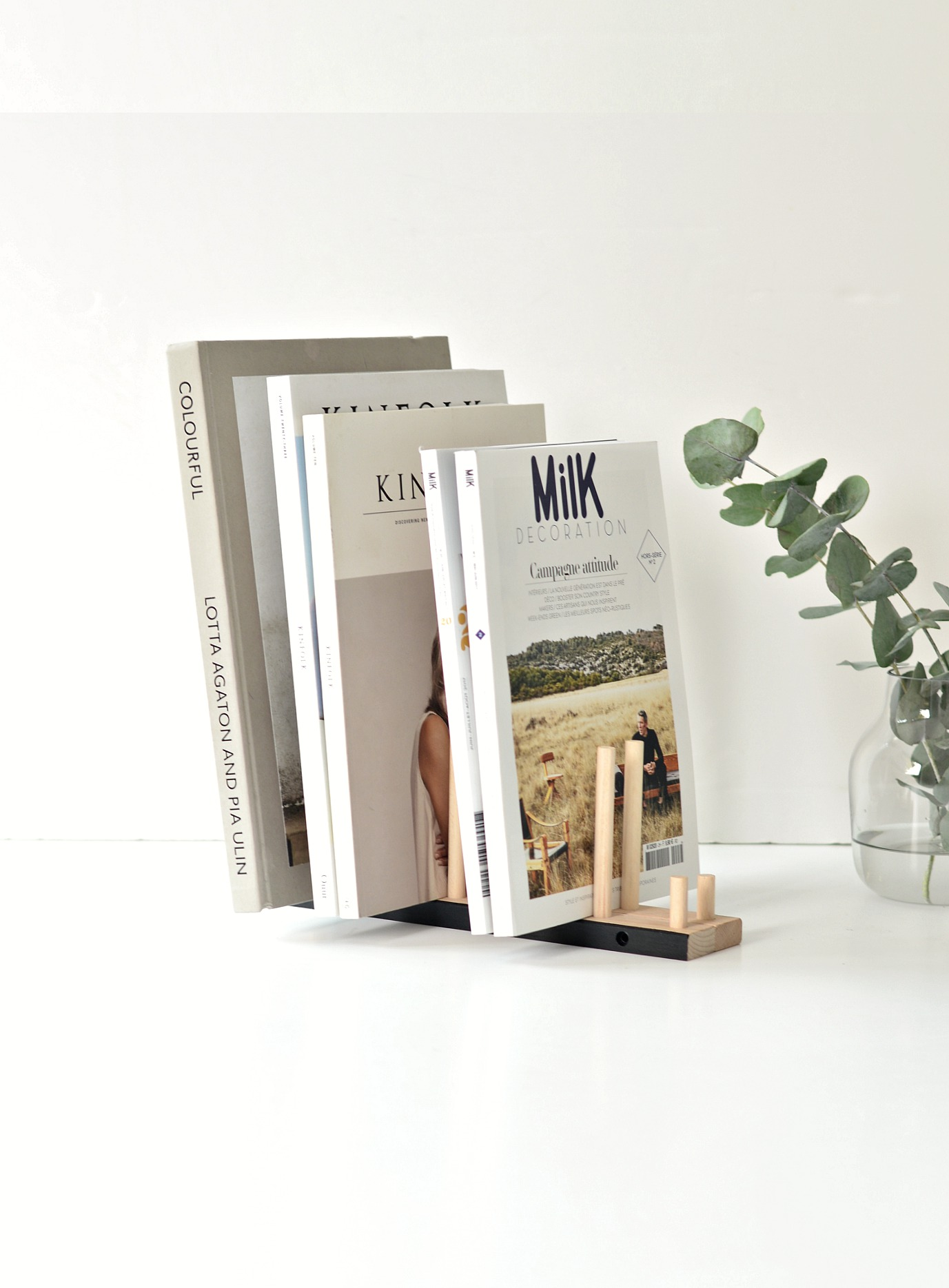 make this ikea hack magazine holder for under a fiver diy home