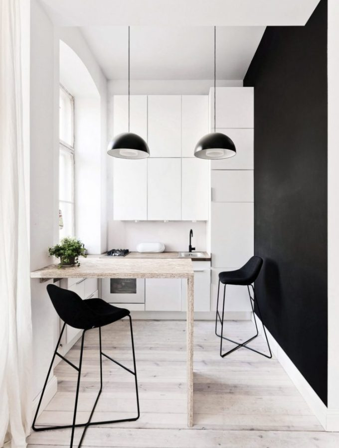 Kitchen cabinet and floor combinations for a timeless magazine-worthy look