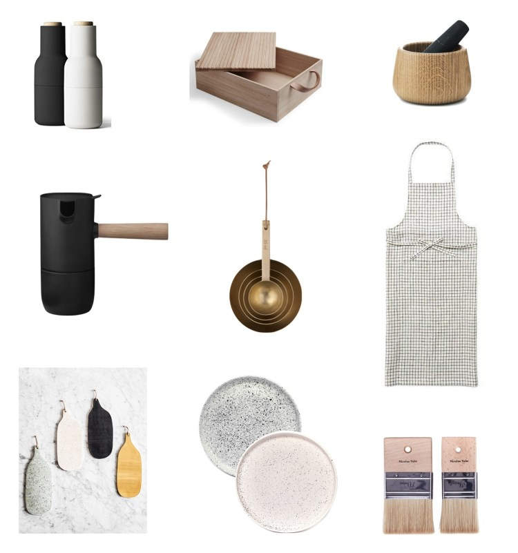 kitchen gift ideas for cooks