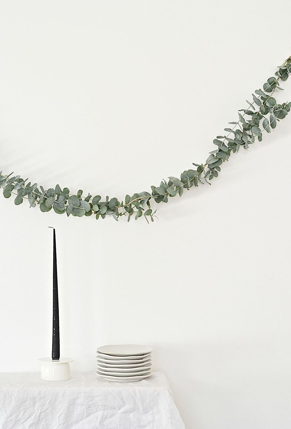 eucalyptus garland