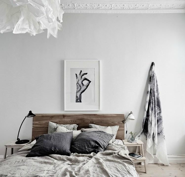 scandinavian style bedroom design tips