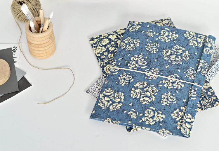 how to make diy paper folders