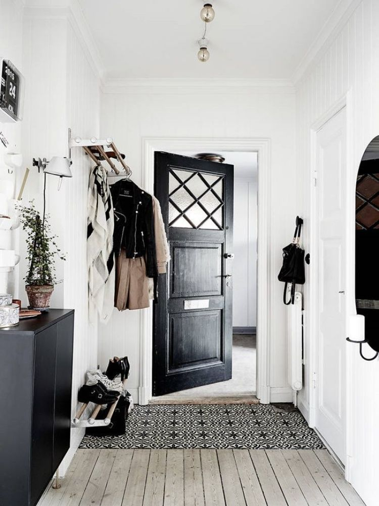 flooring ideas entryway
