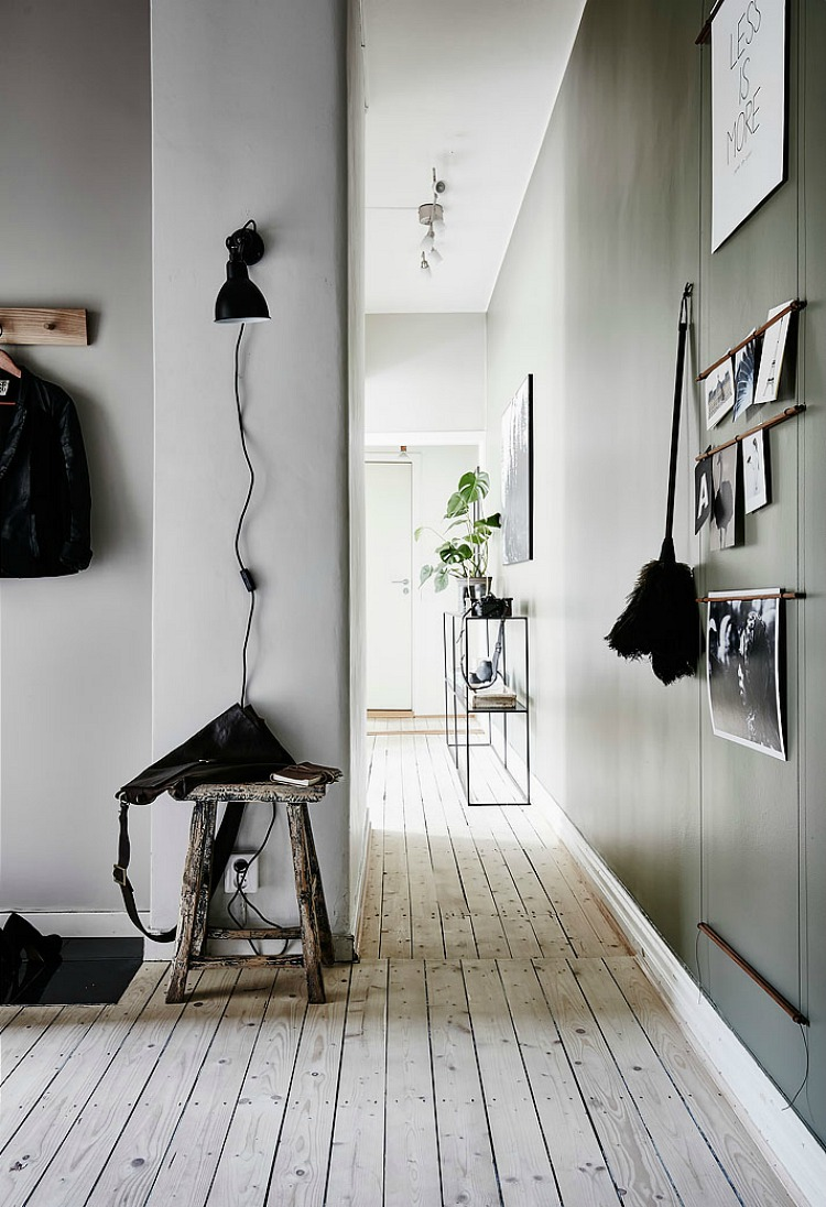 how to organise entryway tips
