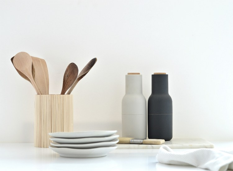 utensil holder ikea hack