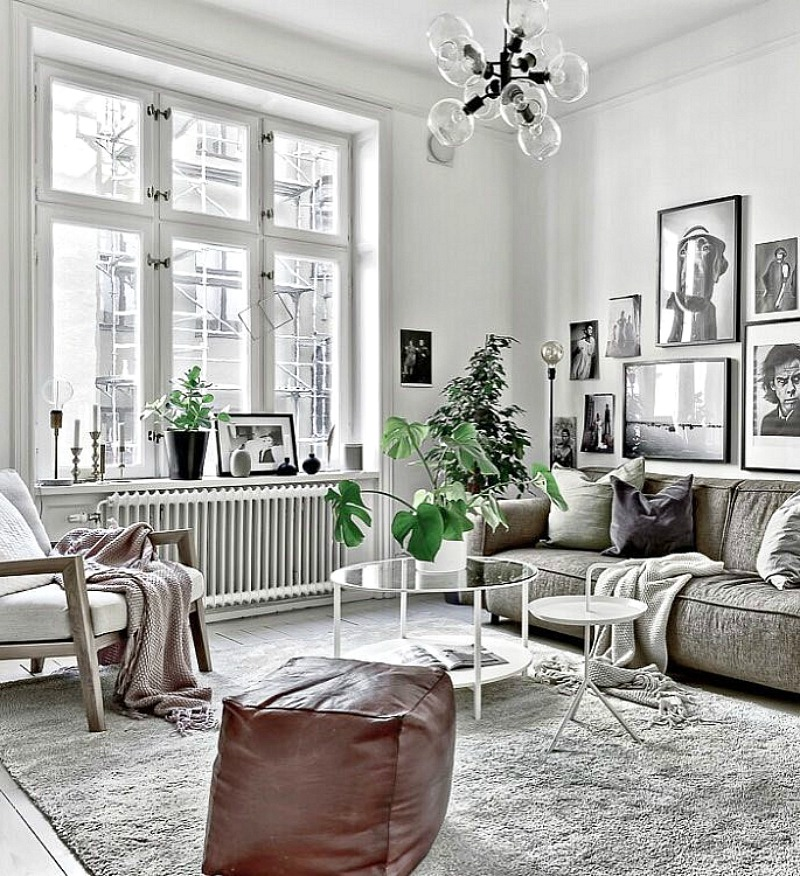 7 Ways To Instantly Transform Your Living Room In To A