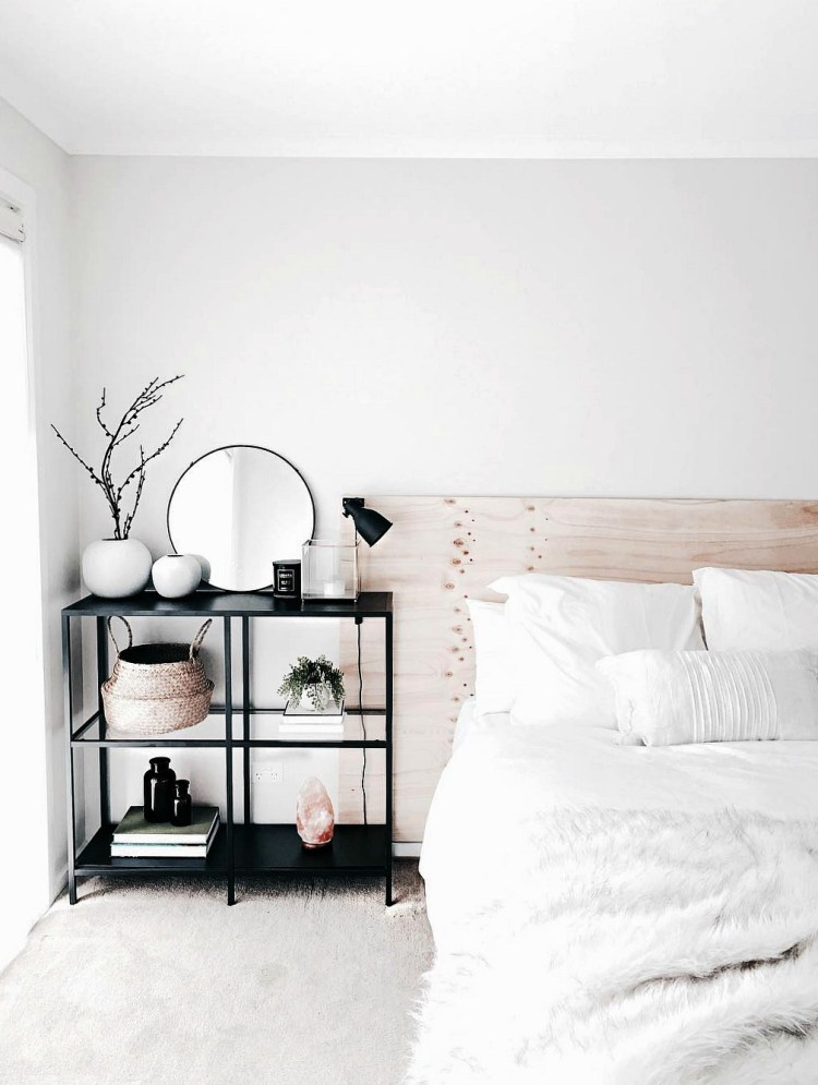 how to declutter a bedroom