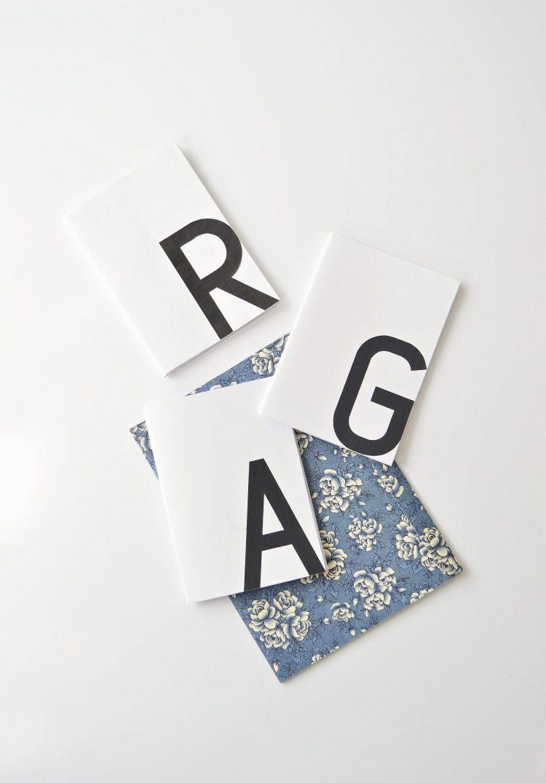 diy personalised notebooks